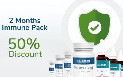 Introducing LifeBiotic's New Immunity Packs