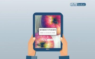 10 Best Foods For Healthier Life