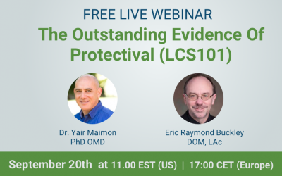 Live Webinar: Outstanding Evidence Of Protectival (LCS101)