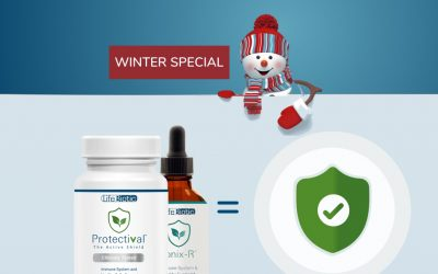 Why taking Protectival together with Tonix-R is your best strategy for immune support this winter