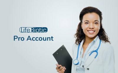 Introducing the LifeBiotic Pro Account